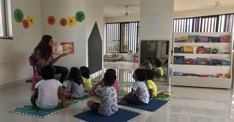 montessori childcare baner pune